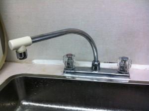 豊明市 水栓取替工事 施工前
