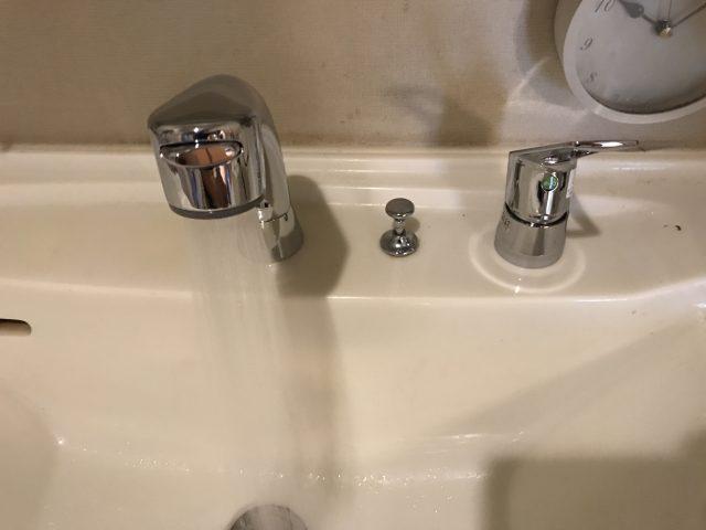 洗面水栓 KM5271TS2EC
